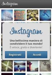 registrarsi su instagram 2