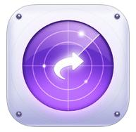 trasferimento file Mac iPhone