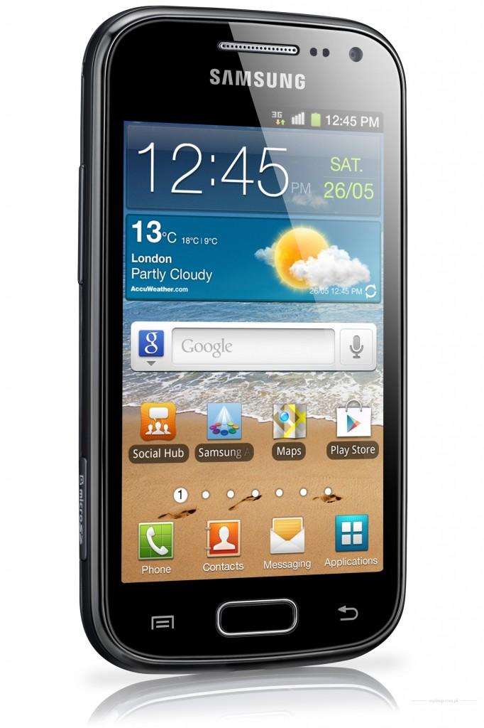 Come effettuare upgrade firmware Samsung Galaxy Ace 2 a ...