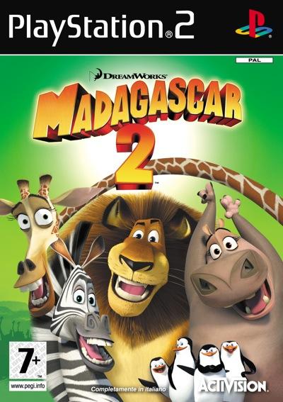 Cheat, Sbloccabili e Trucchi Madagascar 2 PS2: Escape to Africa