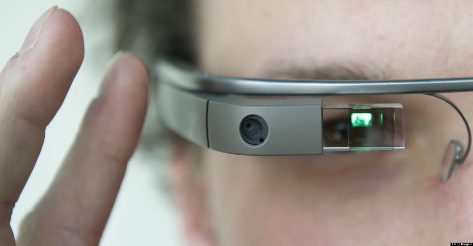 Google Glass Hard