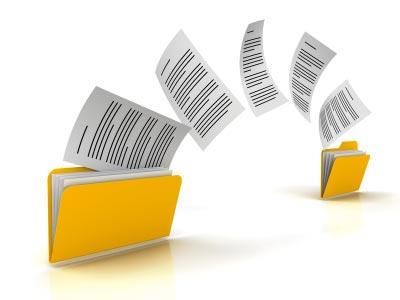 copiare file automaticamente eliminare file in automatico