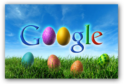trucchi google easter egg