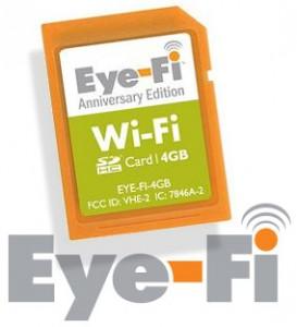 Come trasferire immagini da fotocamera a computer senza WiFi con EyeFi