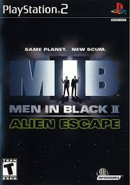 Sbloccabili, Cheat, Codici e Trucchi Men In Black II Alien Escape PS2