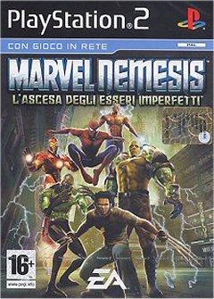 Trucchi Marvel Nemesis L'Ascesa degli Esseri Imperfetti per PS2