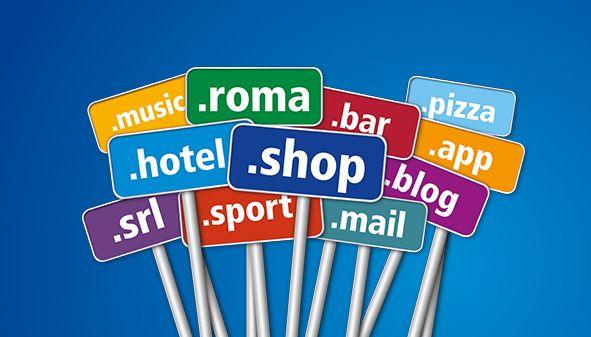 I nuovi domini di primo livello: .blog, .club, .news, e numerosi altri
