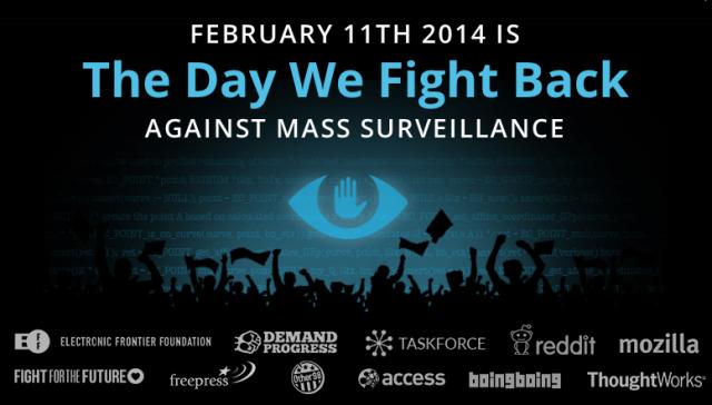 The Day We Fight Back: protesta online contro l'autoritarismo digitale
