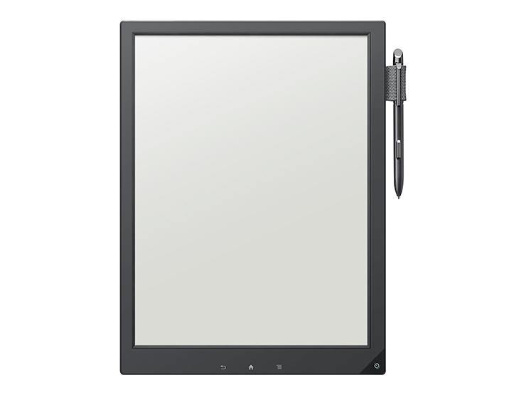 Sony Digital Paper caratteristiche e descrizione nuovo ebook reader Sony