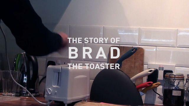 Tra gli elettrodomestici intelligenti arriva Brad, tostapane emotivo