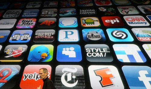 Futuro delle applicazioni: analisi del trend di uso di browser e apps