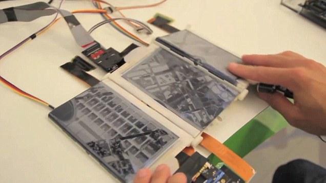 Con PaperFold nasce la generazione di smartphone con schermo pieghevole