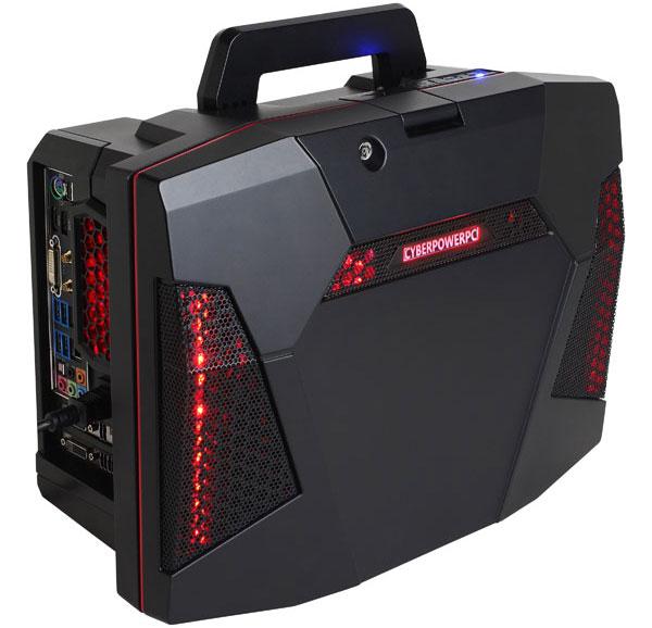 PC per Giocare Caratteristiche e Descrizione Cyberpower Fang Mini
