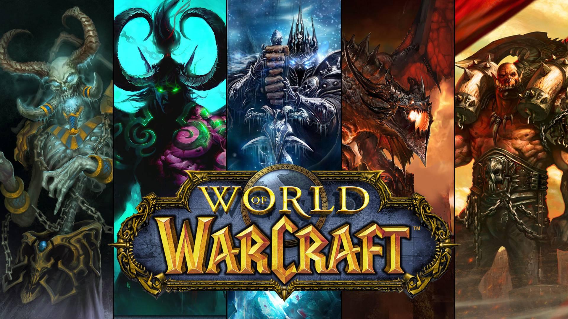 World Of Warcraft Film in arrivo per gli appassionati del fantasy