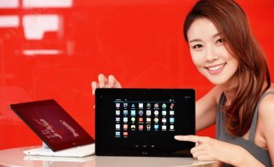 Caratteristiche Tecniche LG Tab Book - ibrido tablet notebook