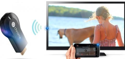Come fare mirroring chromecast e come fare download mirroring