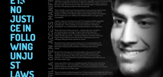 In arrivo il film su Aaron Swartz, attivista per i diritti digitali mondiali