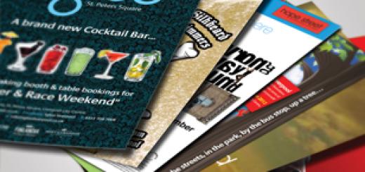 I migliori programmi per volantini, brochure, riviste, giornali e flyer