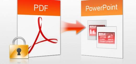 Come convertire PDF in PPT gratis