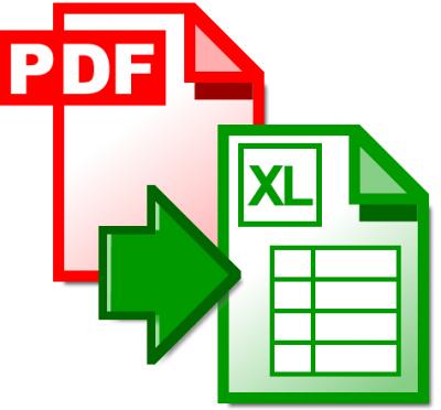 Migliori siti internet per convertire PDF in Excel