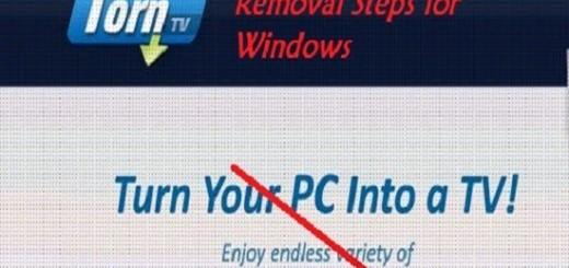 Come eliminare TornTV dai browser e rimuovere TornTV dal PC