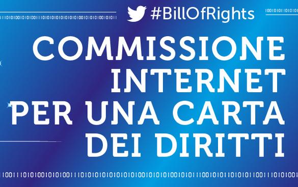 Pubblicata la bozza della Carta dei Diritti di Internet