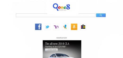 Rimuovere Qone8 virus: come eliminare Qone8.com dal PC
