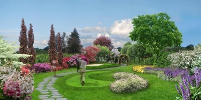 I migliori programmi per progettare il giardino o l 39 orto for Disegnare un giardino