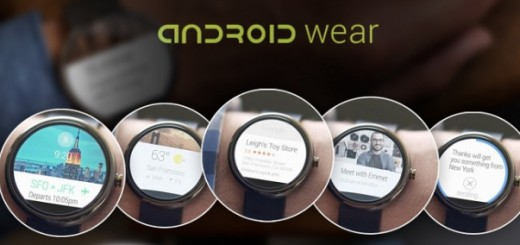 Android Wear 5.0.1