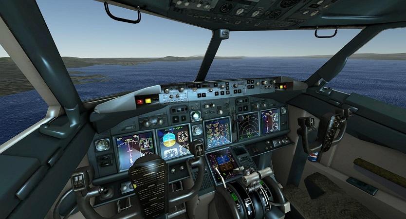 Simulatori di volo da scaricare gratis per pc